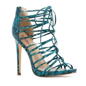 Brand New Style Watch For JustFab Dannette Heels